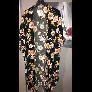 Floral Robe/Kimono
